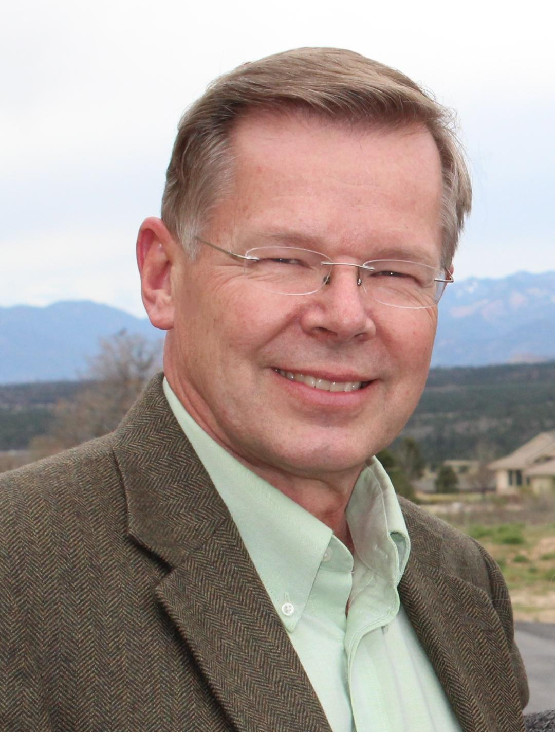 Portrait of Terry Nelson
